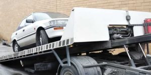 Towing Services - Light Duty Towing