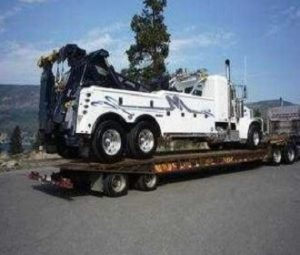 Towing Services - Heavy Duty Towing